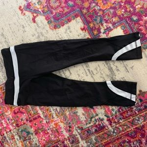 Lululemon cropper leggings